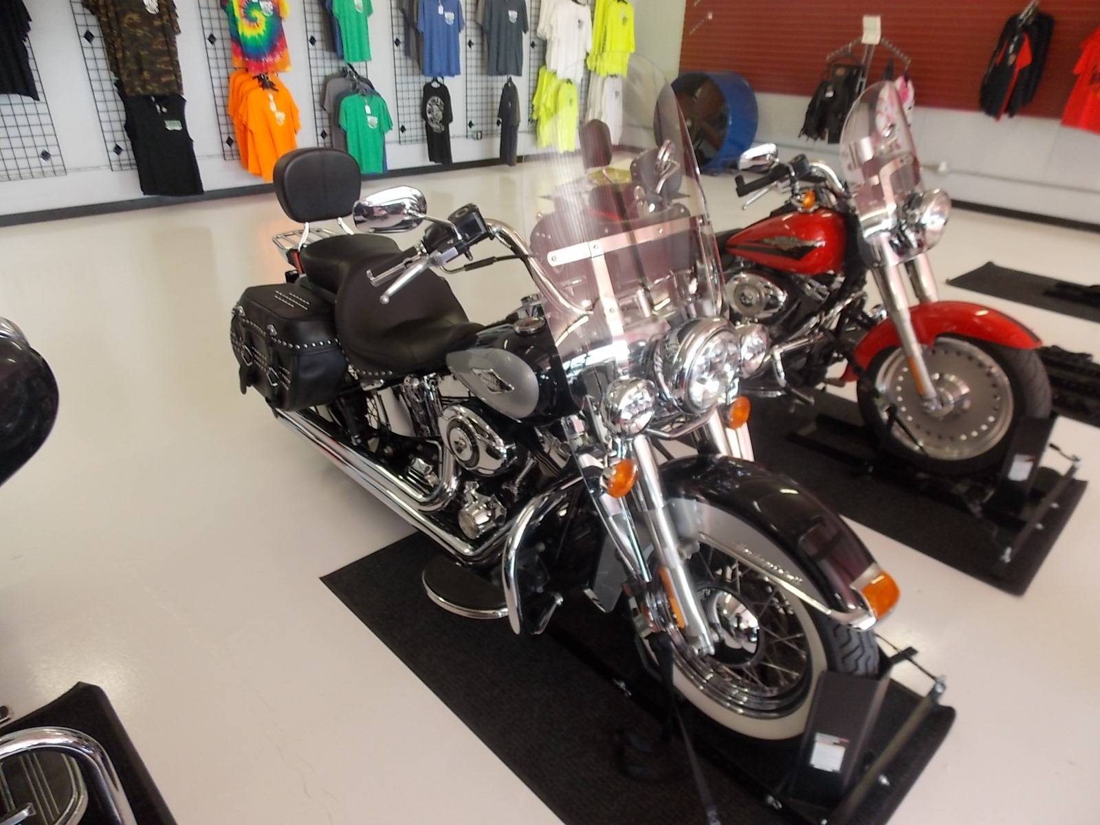 2013 Harley-Davidson Heritage Softail® Classic in Springtown, Texas - Photo 22