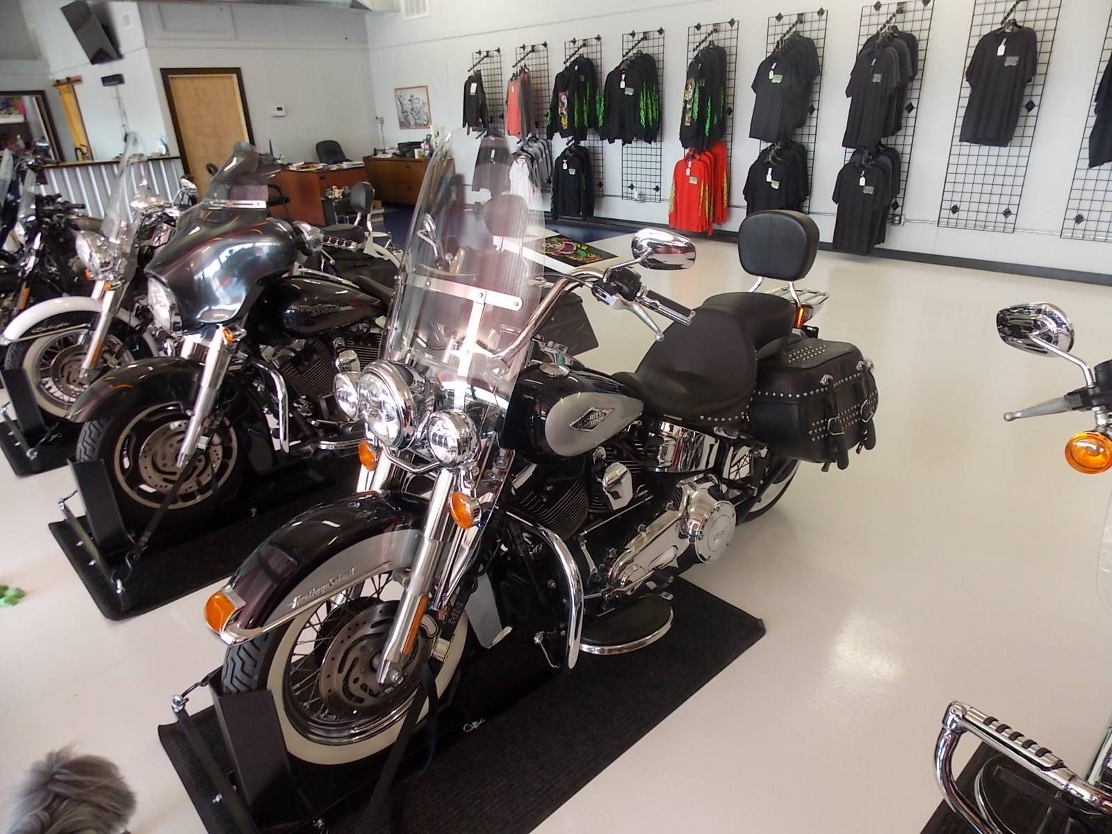 2013 Harley-Davidson Heritage Softail® Classic in Springtown, Texas - Photo 23