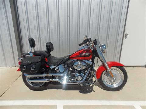 2011 Harley-Davidson Softail® Fat Boy® in Springtown, Texas