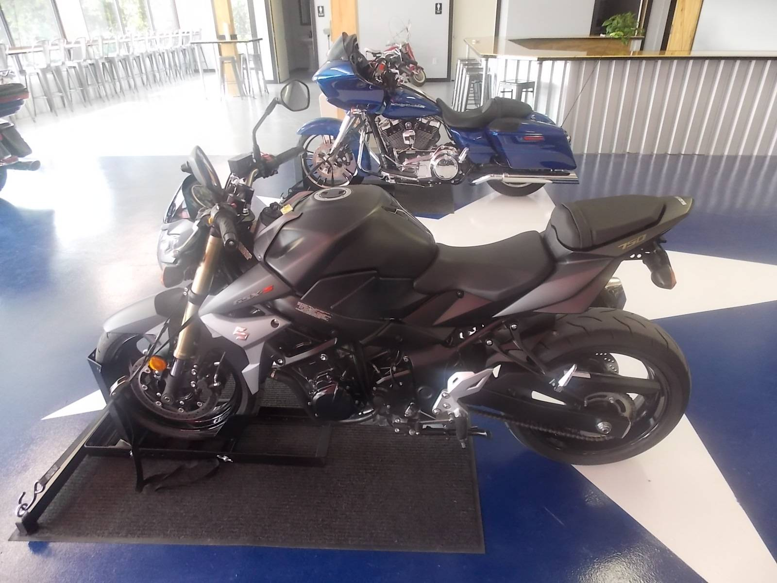 2015 Suzuki GSX-S750 in Springtown, Texas