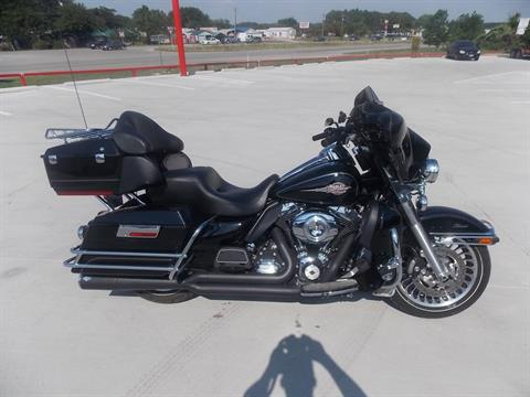 2012 Harley-Davidson Electra Glide® Classic in Springtown, Texas