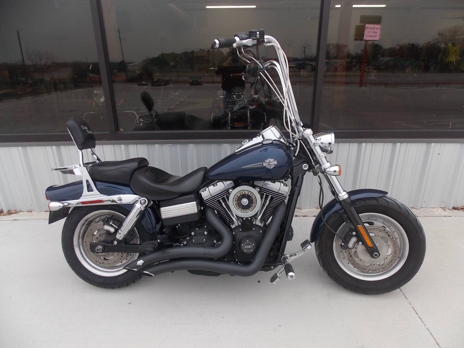 Harley Davidson 2015 >> Used 2012 Harley-Davidson Dyna® Fat Bob® Motorcycles in Springtown, TX | Stock Number: N/A ...