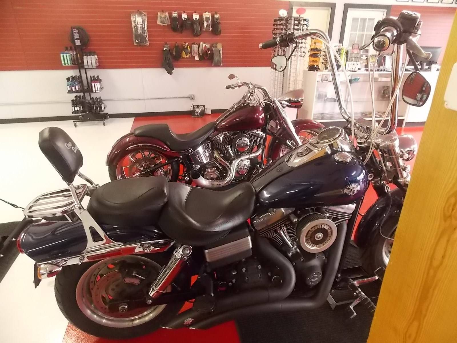 2012 Harley-Davidson Dyna® Fat Bob® in Springtown, Texas