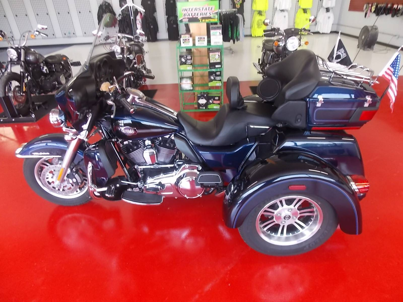2012 Harley-Davidson Tri Glide® Ultra Classic® in Springtown, Texas