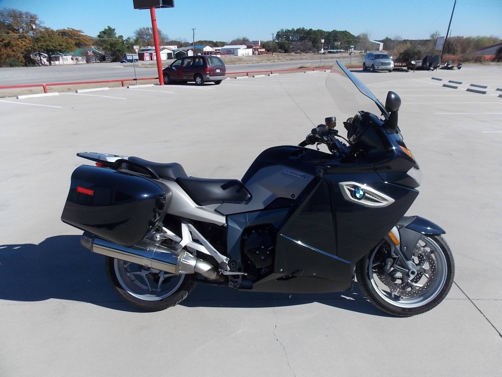 used 2010 bmw k 1300 gt motorcycles in springtown tx. Black Bedroom Furniture Sets. Home Design Ideas