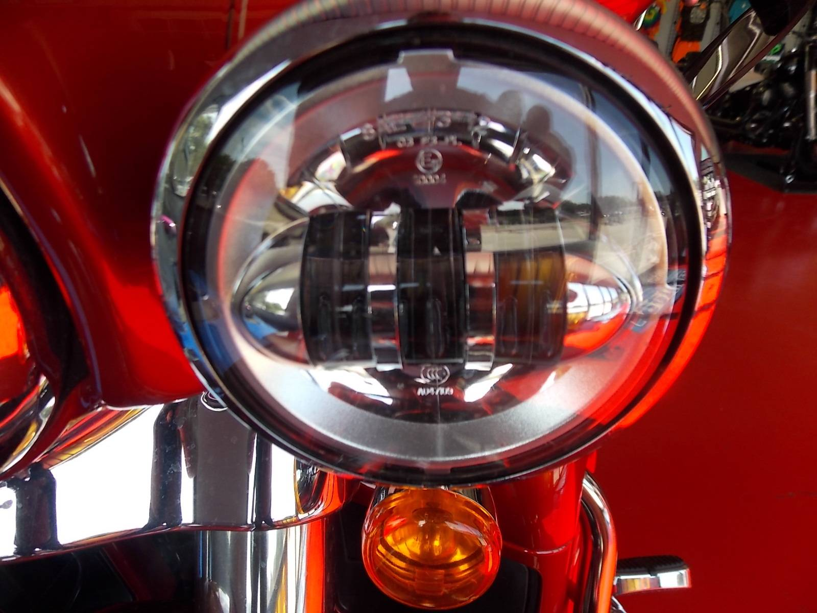2014 Harley-Davidson Electra Glide® Ultra Classic® in Springtown, Texas