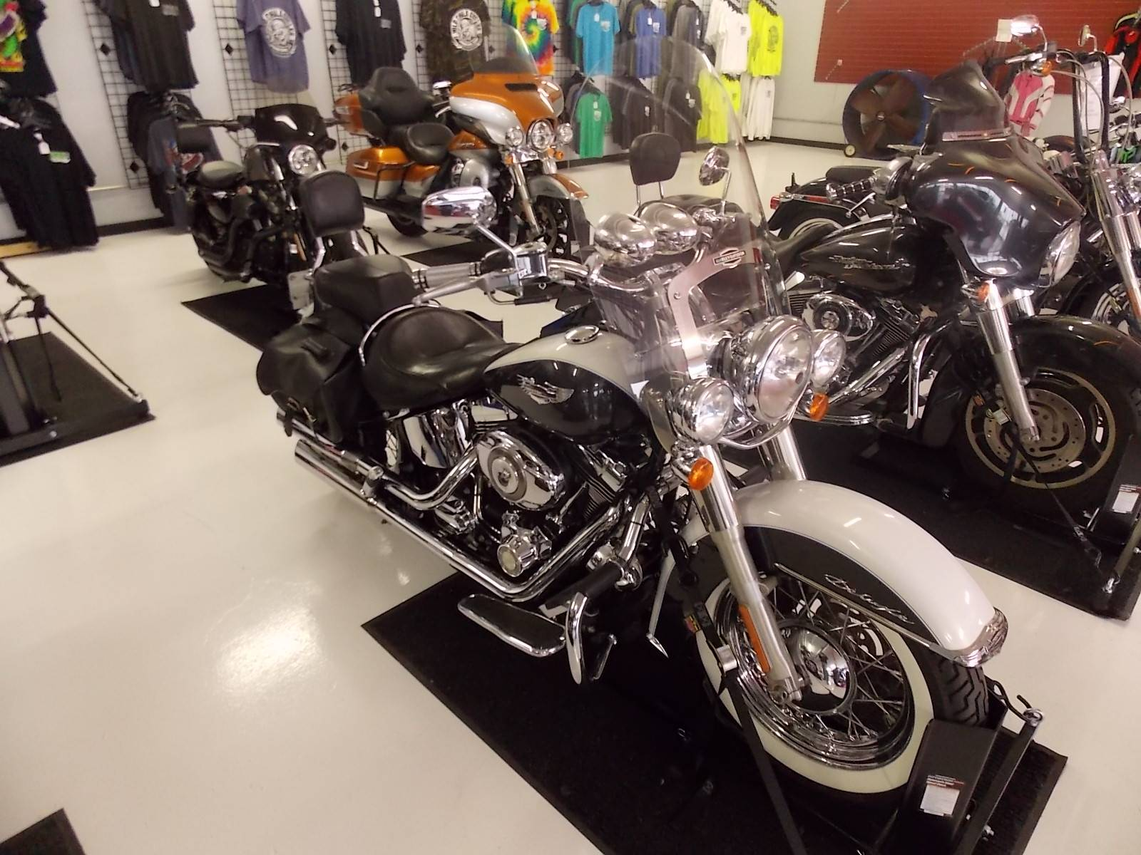 2008 Harley-Davidson Softail® Deluxe in Springtown, Texas