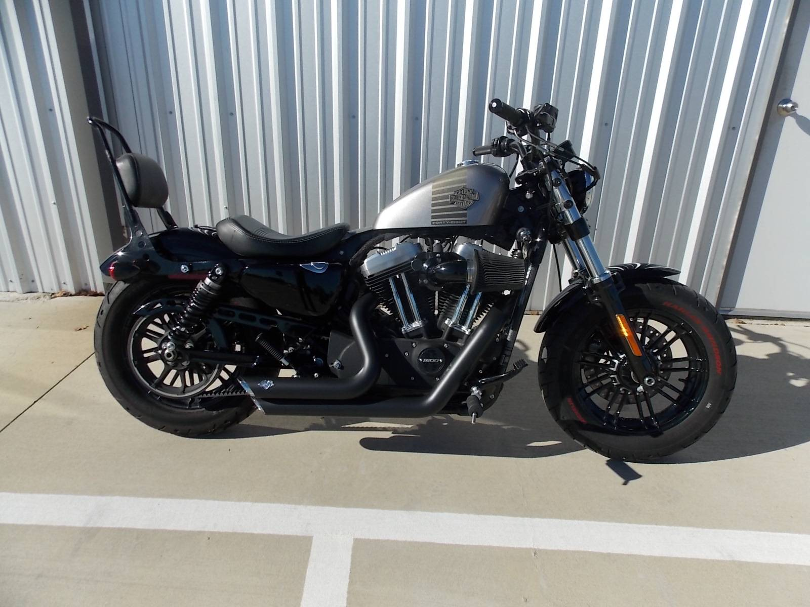 2016 Harley Davidson Forty Eight In Springtown Texas Photo 1
