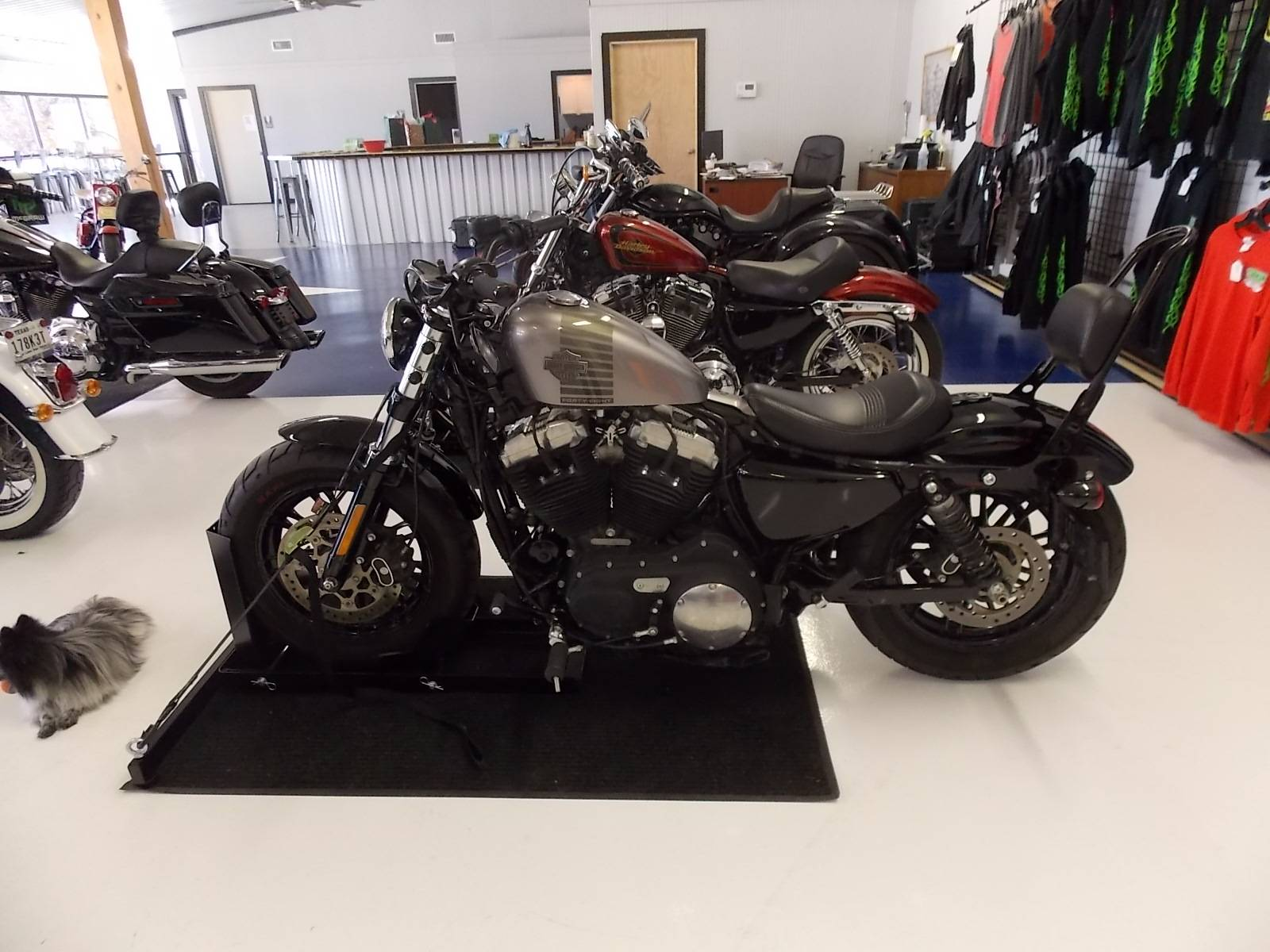 2016 Harley-Davidson Forty-Eight® in Springtown, Texas - Photo 15