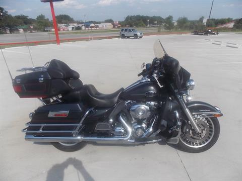 2009 Harley-Davidson Ultra Classic® Electra Glide® in Springtown, Texas