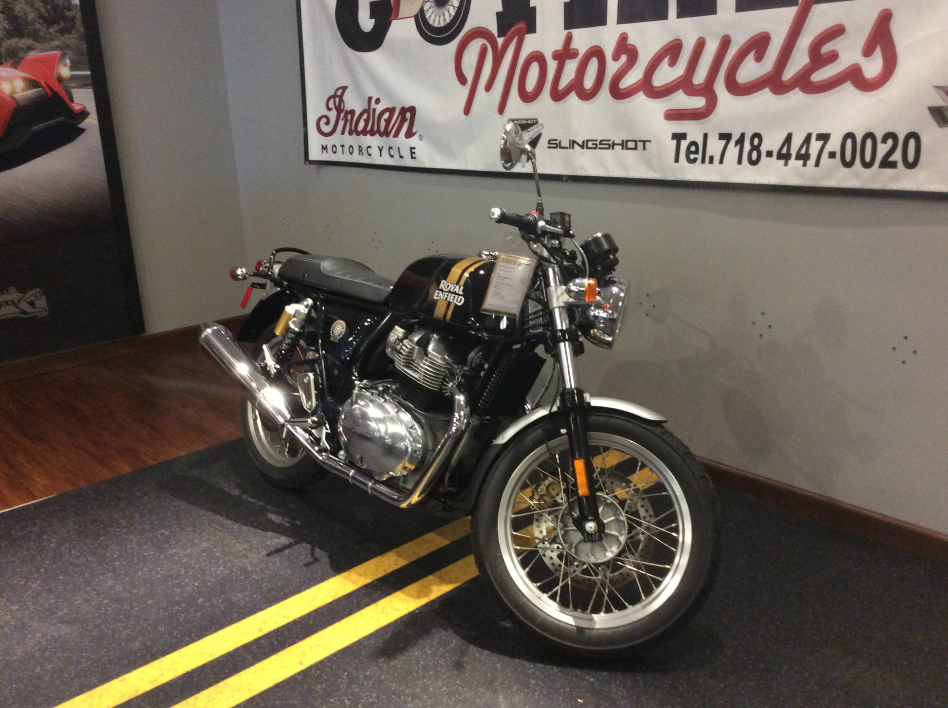 2019 Royal Enfield Continental GT 650 in Staten Island, New York - Photo 2