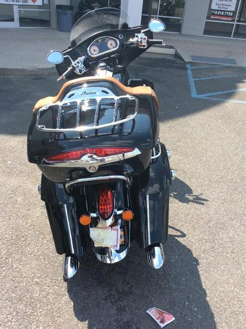 2015 Indian Roadmaster™ in Staten Island, New York