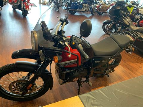 2021 Royal Enfield Himalayan 411 EFI ABS in Staten Island, New York - Photo 4