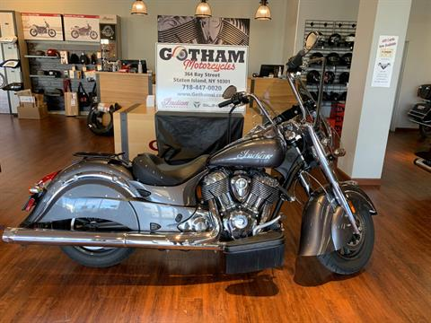 2018 Indian Chief® ABS in Staten Island, New York - Photo 1