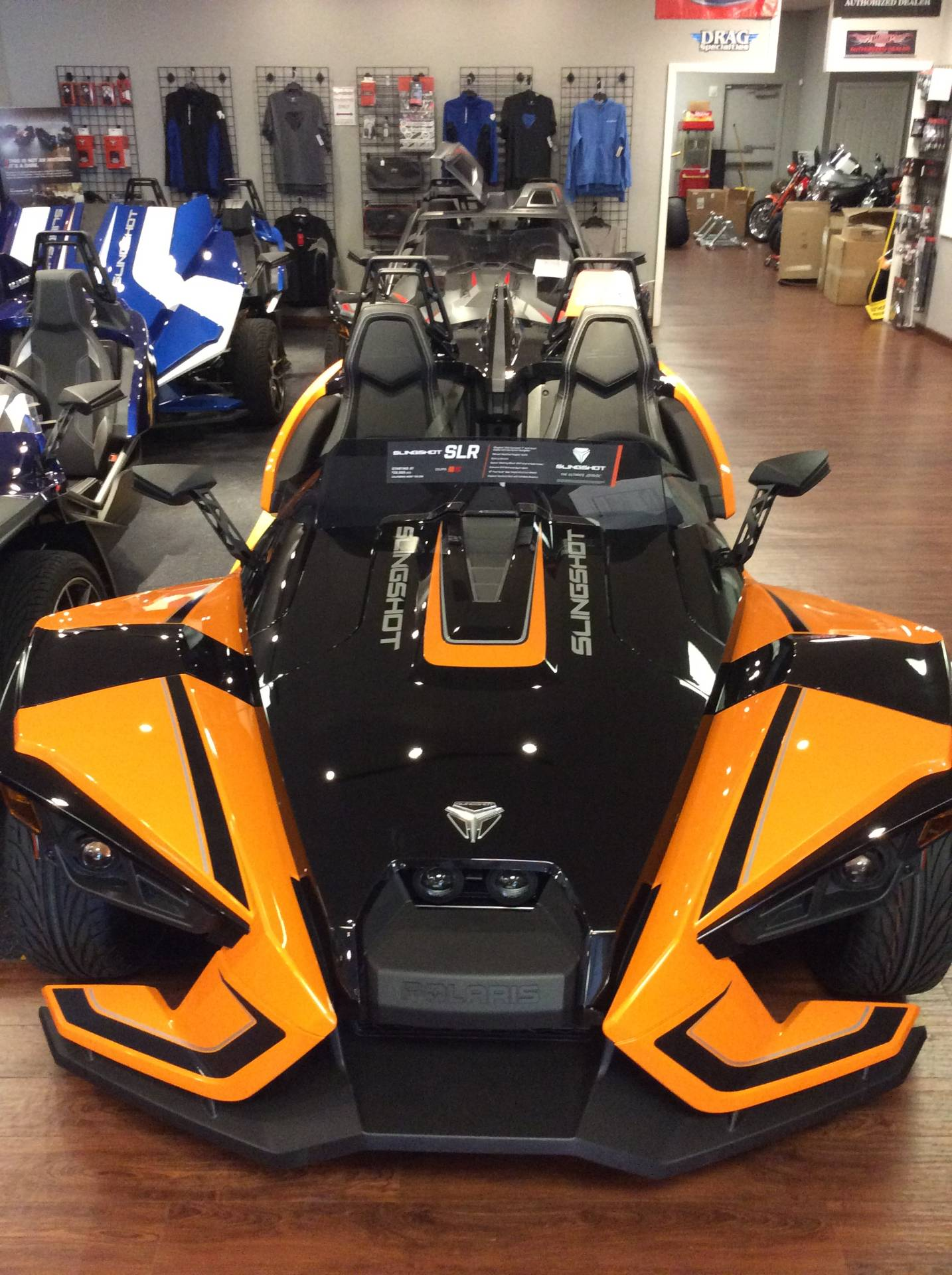 2019 Slingshot Slingshot SLR in Staten Island, New York - Photo 1