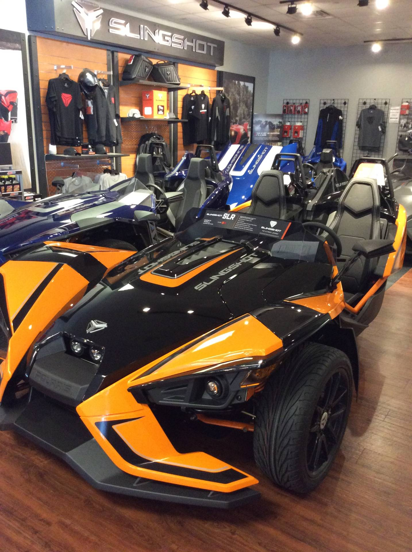 2019 Slingshot Slingshot SLR in Staten Island, New York - Photo 3