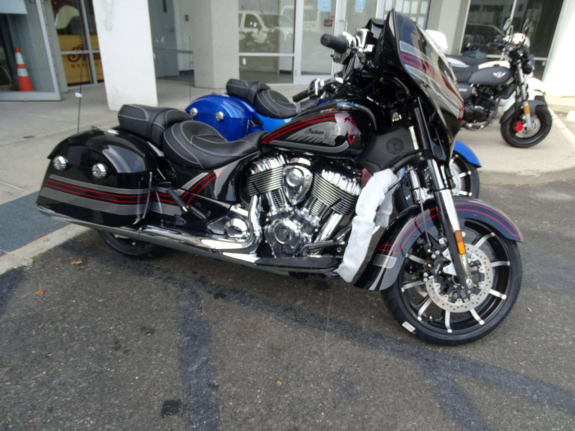 2018 Indian Chieftain Limited in Staten Island, New York