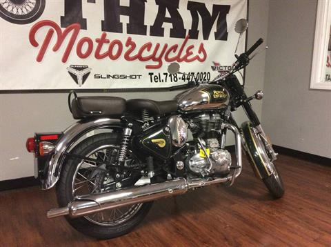 2018 Royal Enfield Classic Chrome ABS in Staten Island, New York