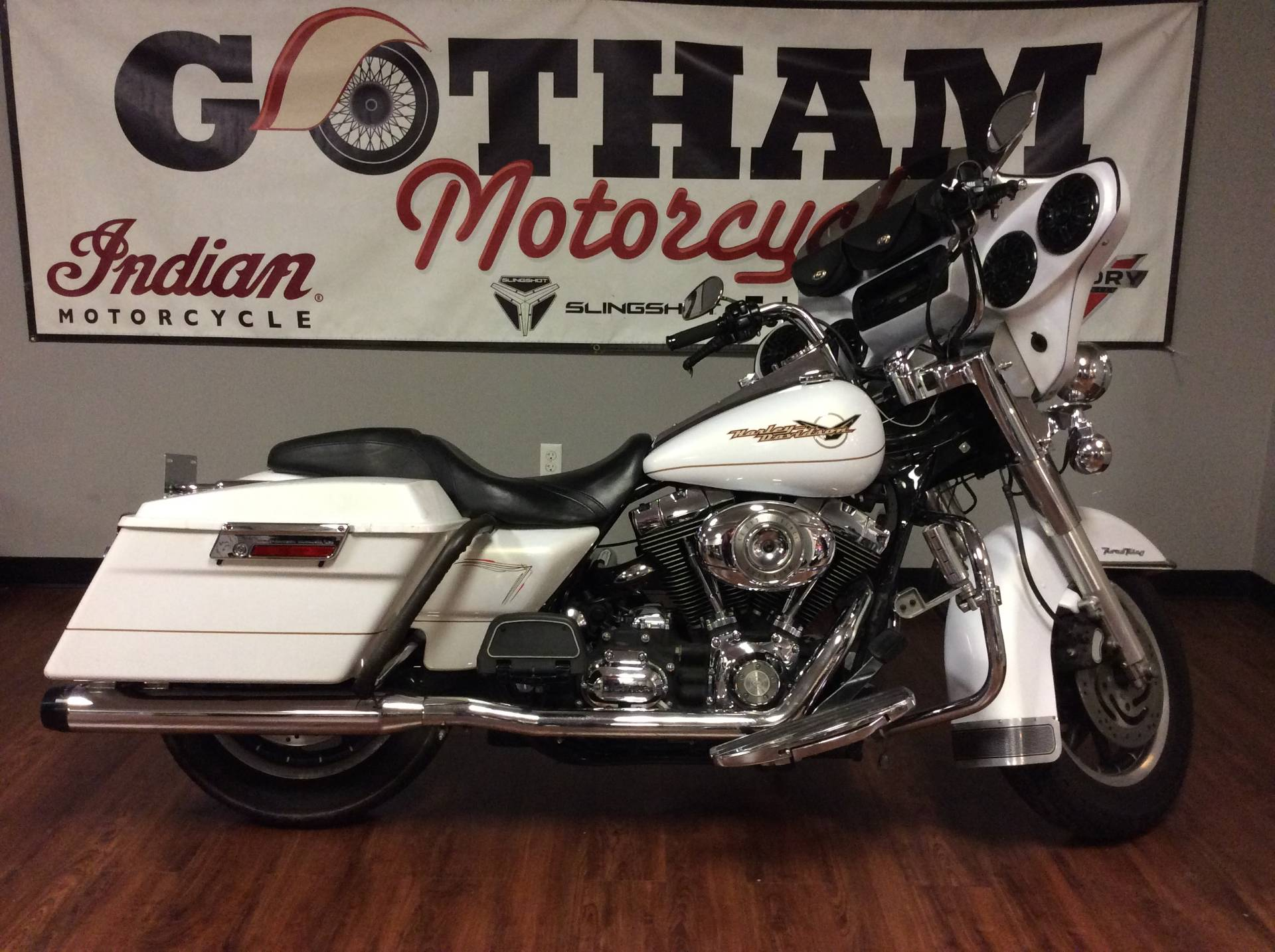 2007 Harley-Davidson Road King® in Staten Island, New York