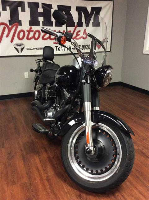 2013 Harley-Davidson Softail® Fat Boy® Lo in Staten Island, New York - Photo 6
