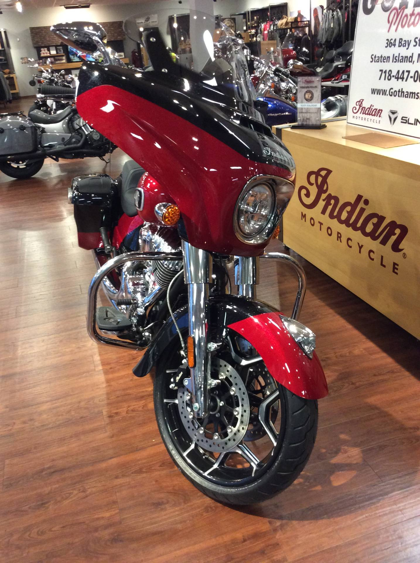2020 Indian Chieftain® Elite in Staten Island, New York - Photo 2