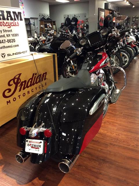 2020 Indian Chieftain® Elite in Staten Island, New York - Photo 5