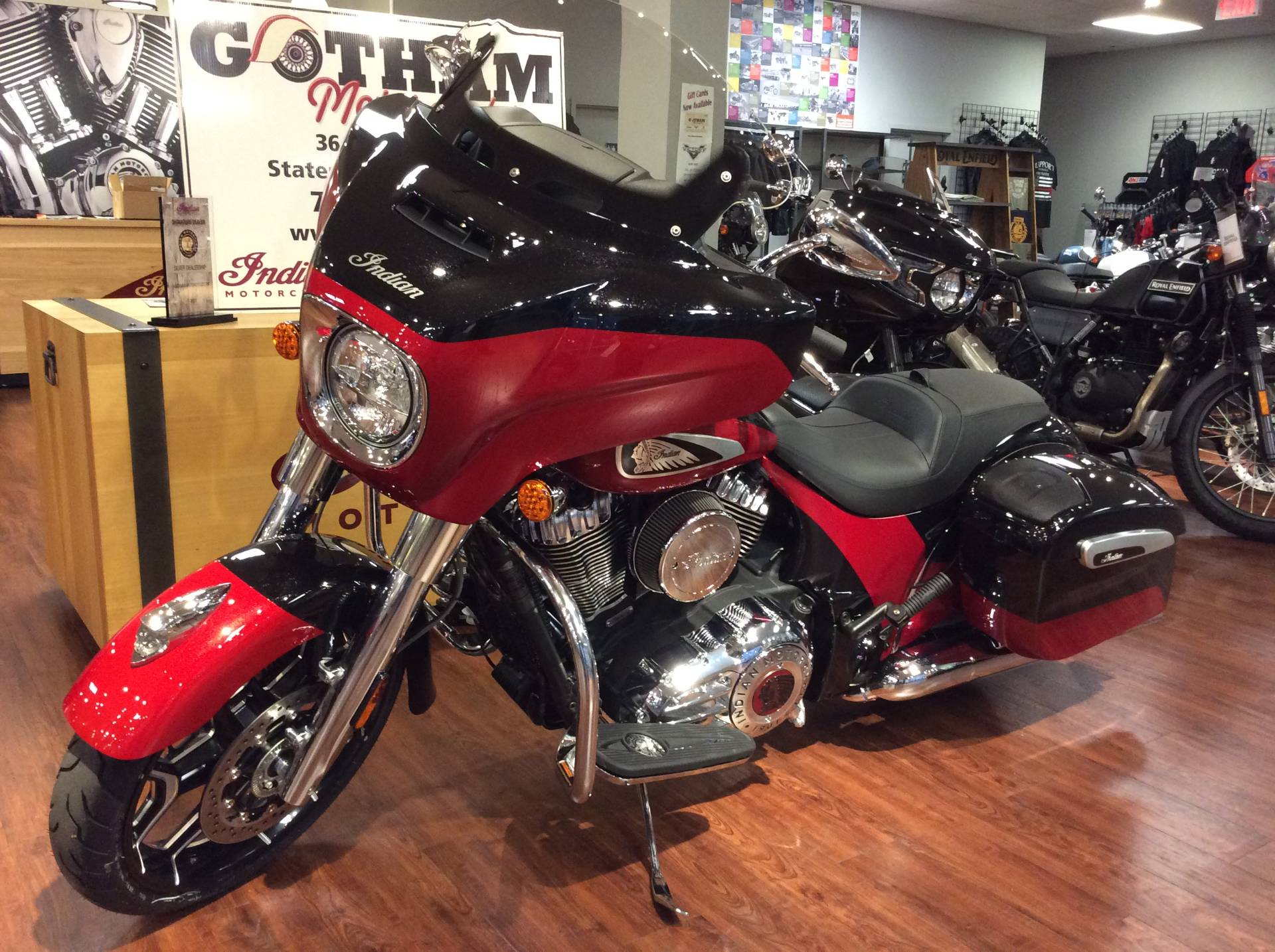 2020 Indian Chieftain® Elite in Staten Island, New York - Photo 7