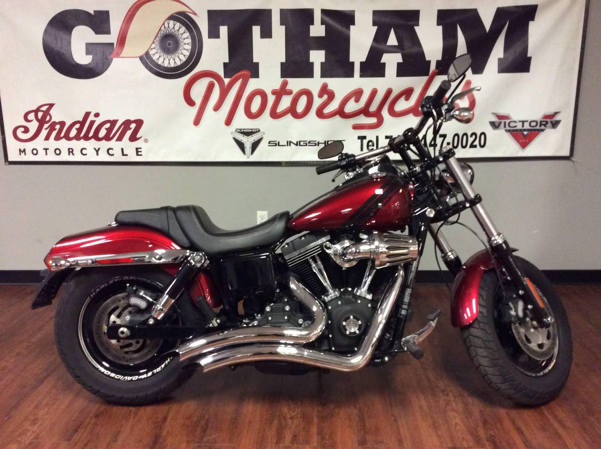 2016 Harley Davidson Fat Bob In Staten Island New York
