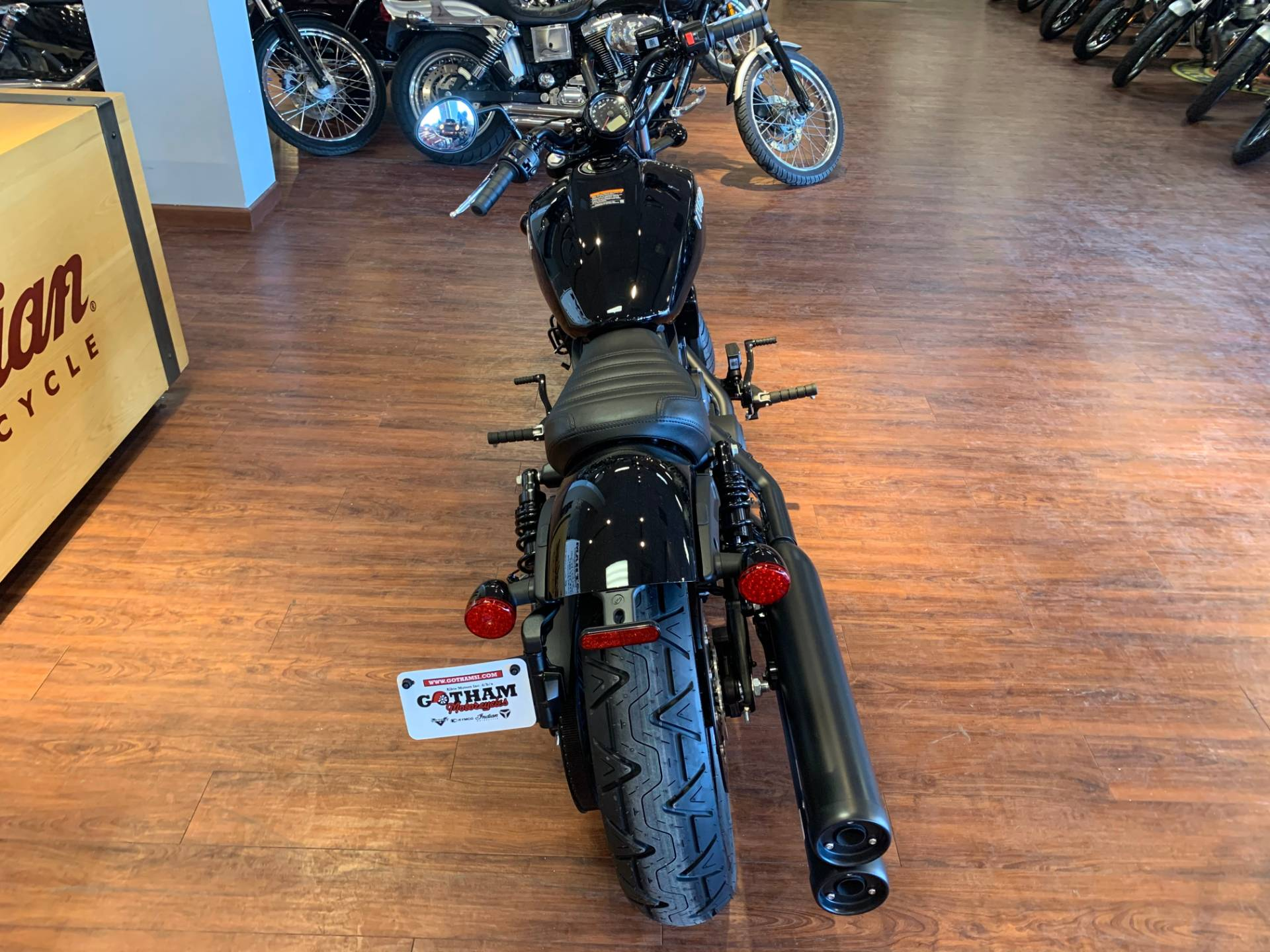 2021 Indian Scout® Bobber Sixty ABS in Staten Island, New York - Photo 4