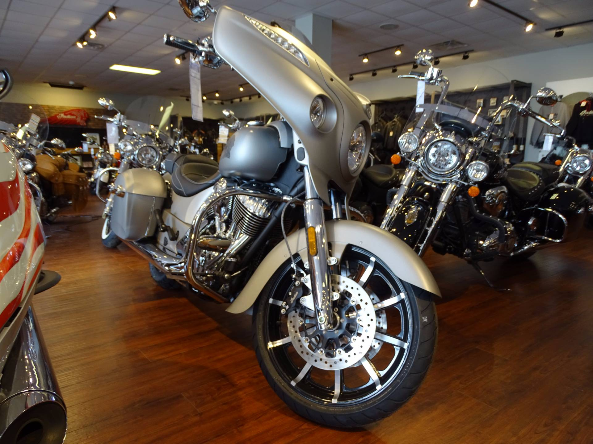 2017 Indian Chieftain Limited in Staten Island, New York