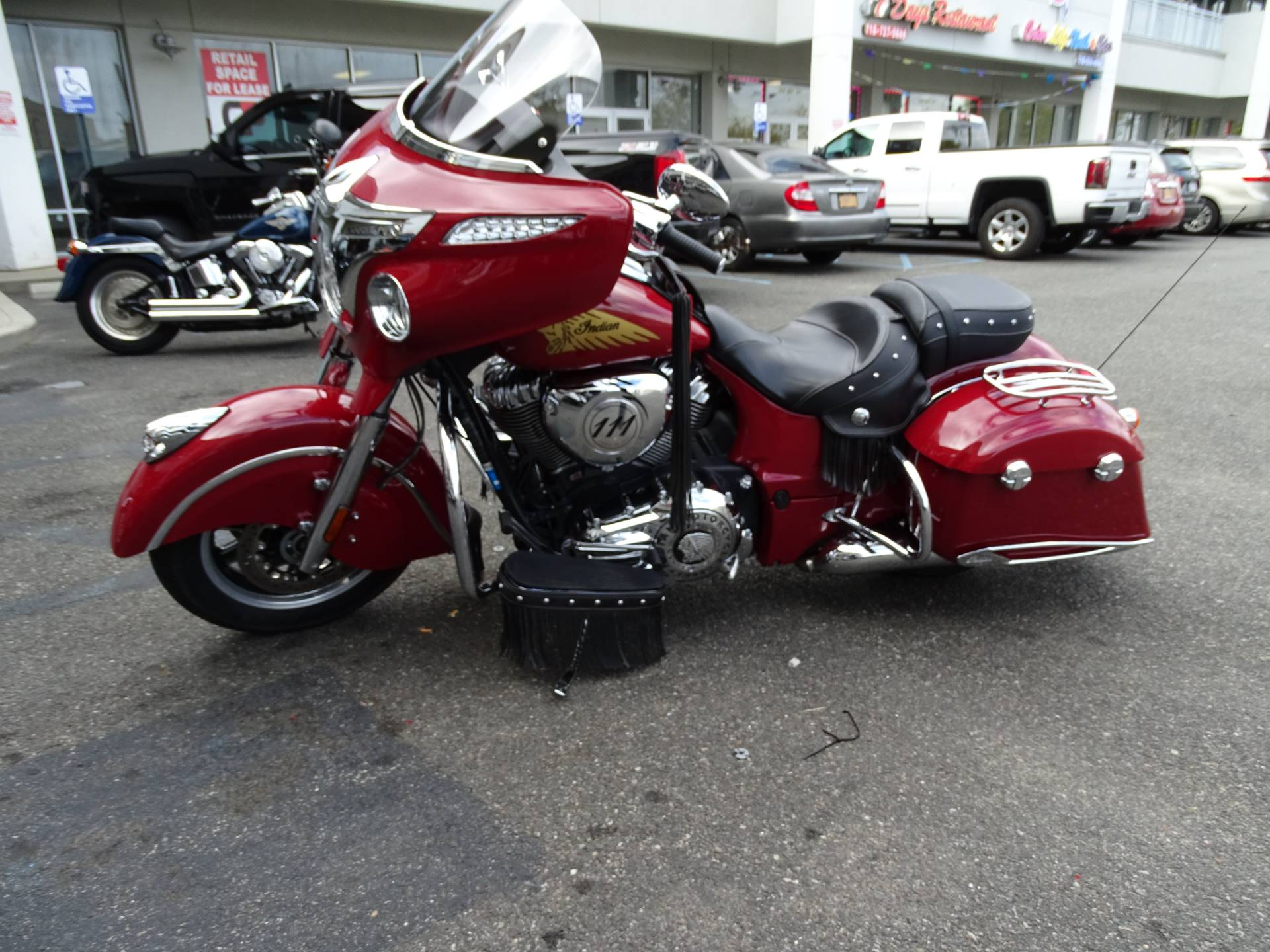 2015 Indian Chieftain in Staten Island, New York