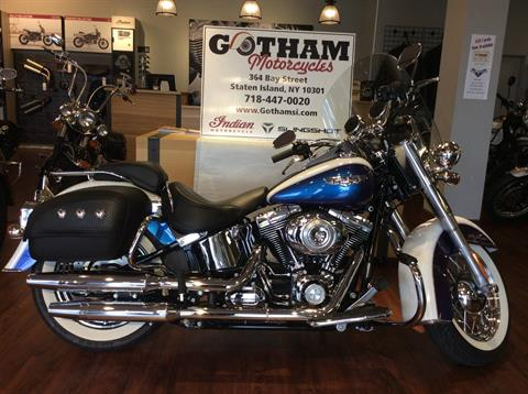 2010 Harley-Davidson Softail® Deluxe in Staten Island, New York - Photo 1