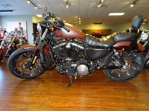 2017 Harley-Davidson XL883 N Iron Sportster in Staten Island, New York