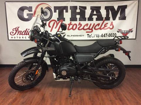 2019 Royal Enfield Himalayan 411 EFI ABS in Staten Island, New York - Photo 2
