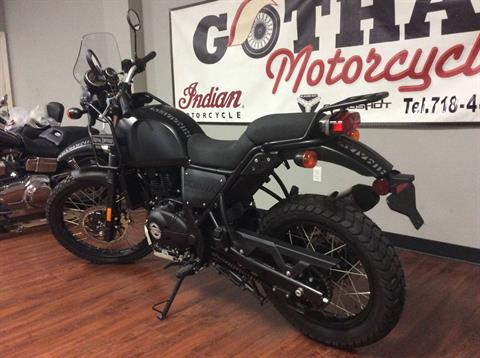 2019 Royal Enfield Himalayan 411 EFI ABS in Staten Island, New York - Photo 4