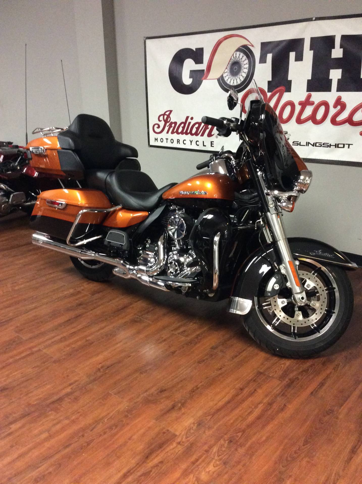 2014 Harley-Davidson Ultra Limited in Staten Island, New York