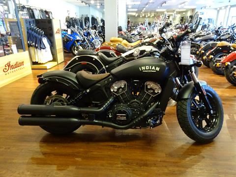 2018 Indian Scout Bobber in Staten Island, New York