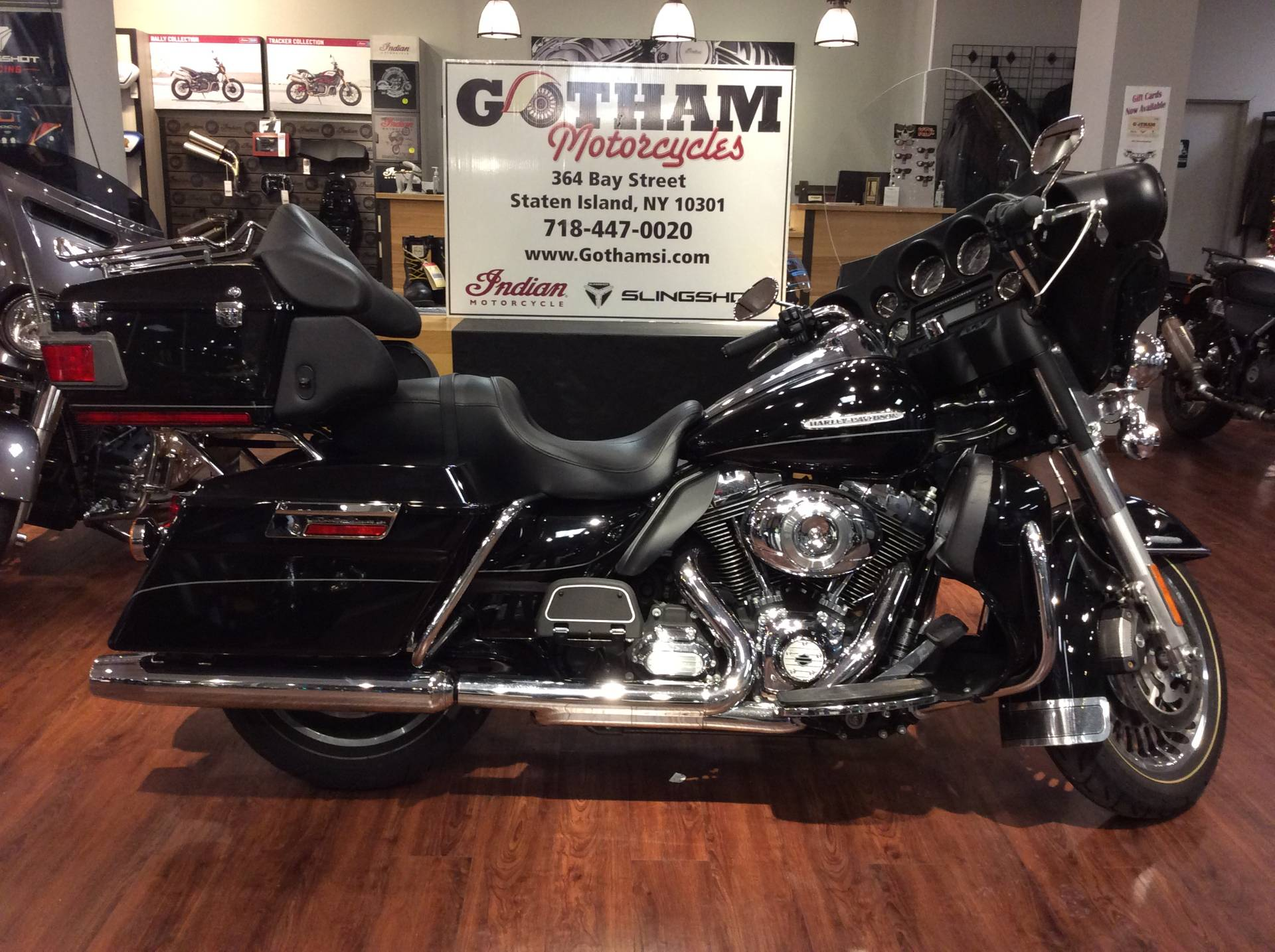 2012 Harley-Davidson Electra Glide® Ultra Limited in Staten Island, New York - Photo 1