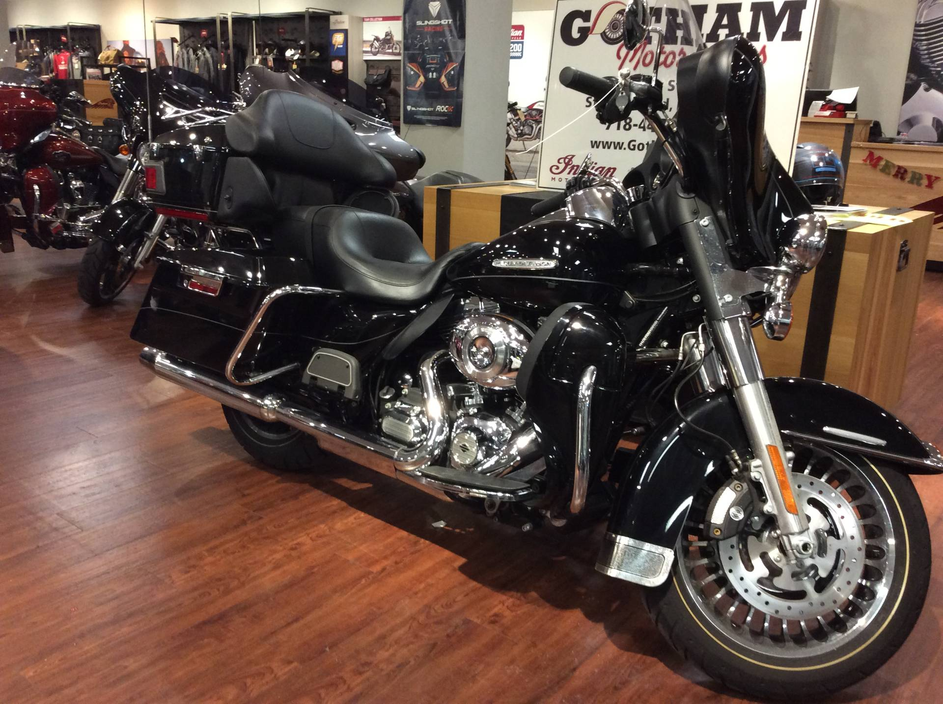 2012 Harley-Davidson Electra Glide® Ultra Limited in Staten Island, New York - Photo 3
