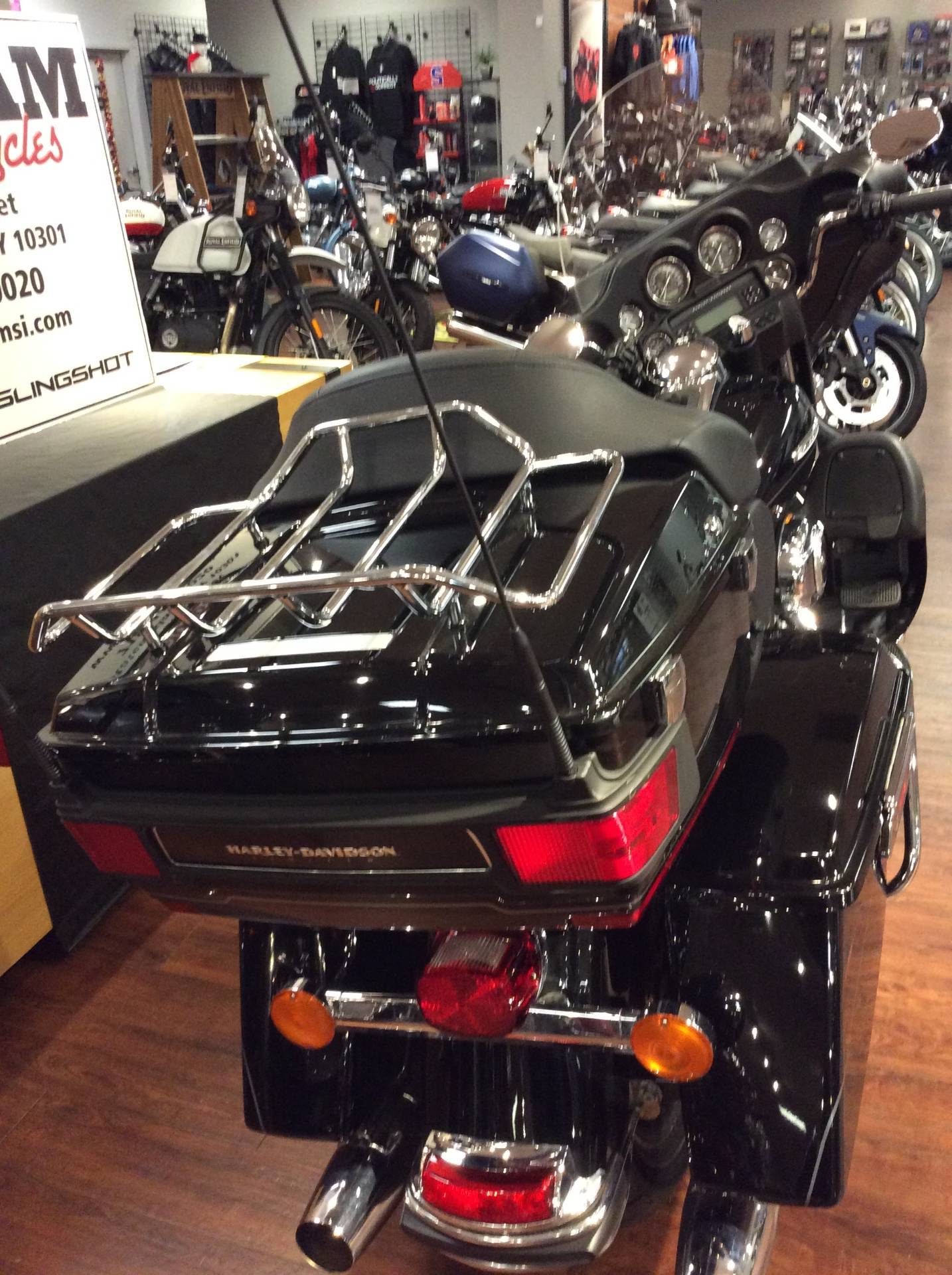2012 Harley-Davidson Electra Glide® Ultra Limited in Staten Island, New York - Photo 4