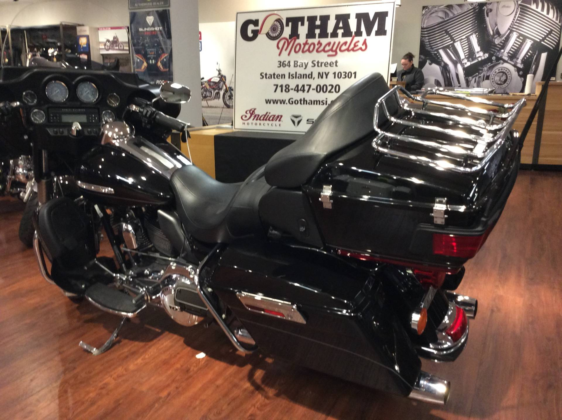 2012 Harley-Davidson Electra Glide® Ultra Limited in Staten Island, New York - Photo 8