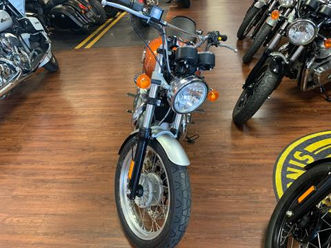 2021 Royal Enfield Int 650 in Staten Island, New York - Photo 2