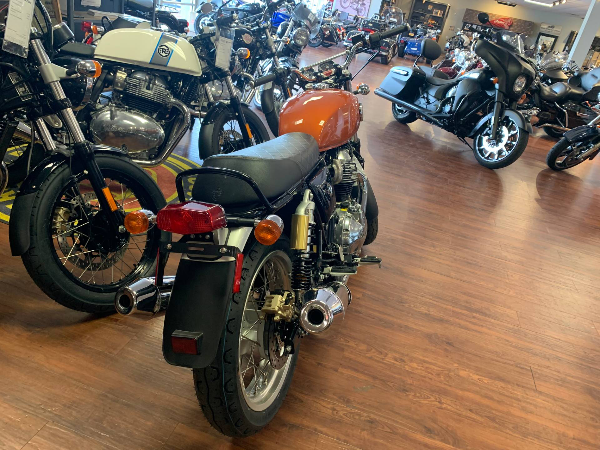 2021 Royal Enfield Int 650 in Staten Island, New York - Photo 3