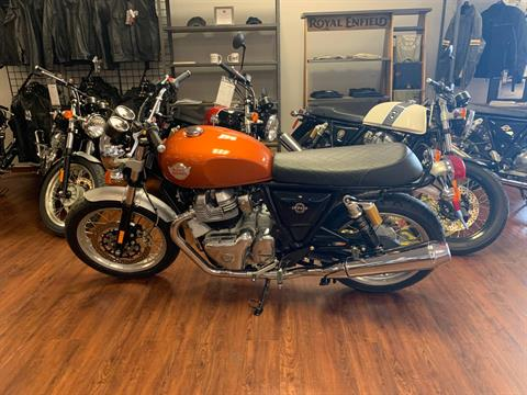 2021 Royal Enfield Int 650 in Staten Island, New York - Photo 5