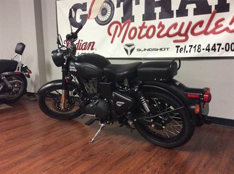 2018 Royal Enfield Classic Stealth Black ABS in Staten Island, New York