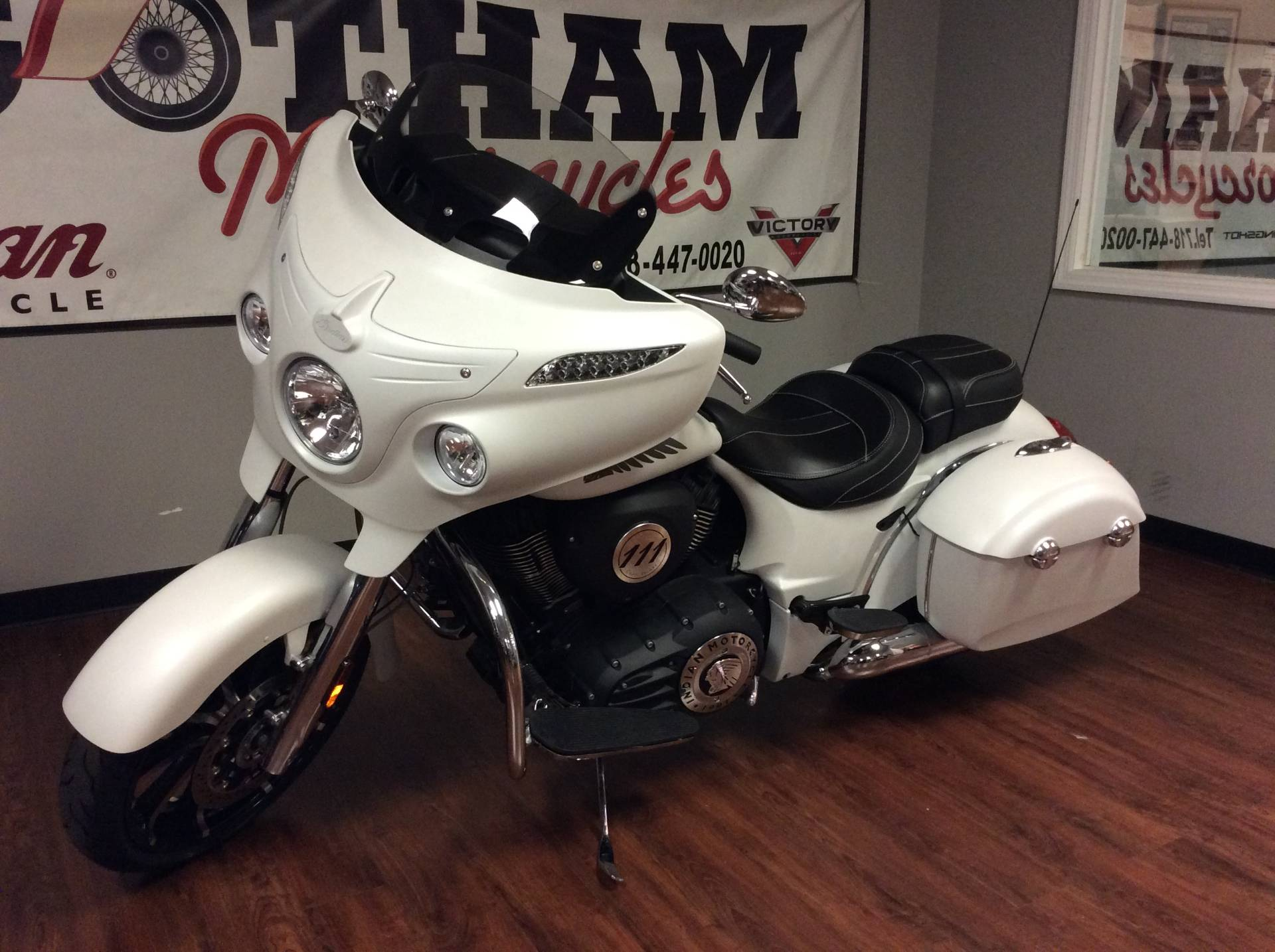 2018 Indian Chieftain Limited ABS 4