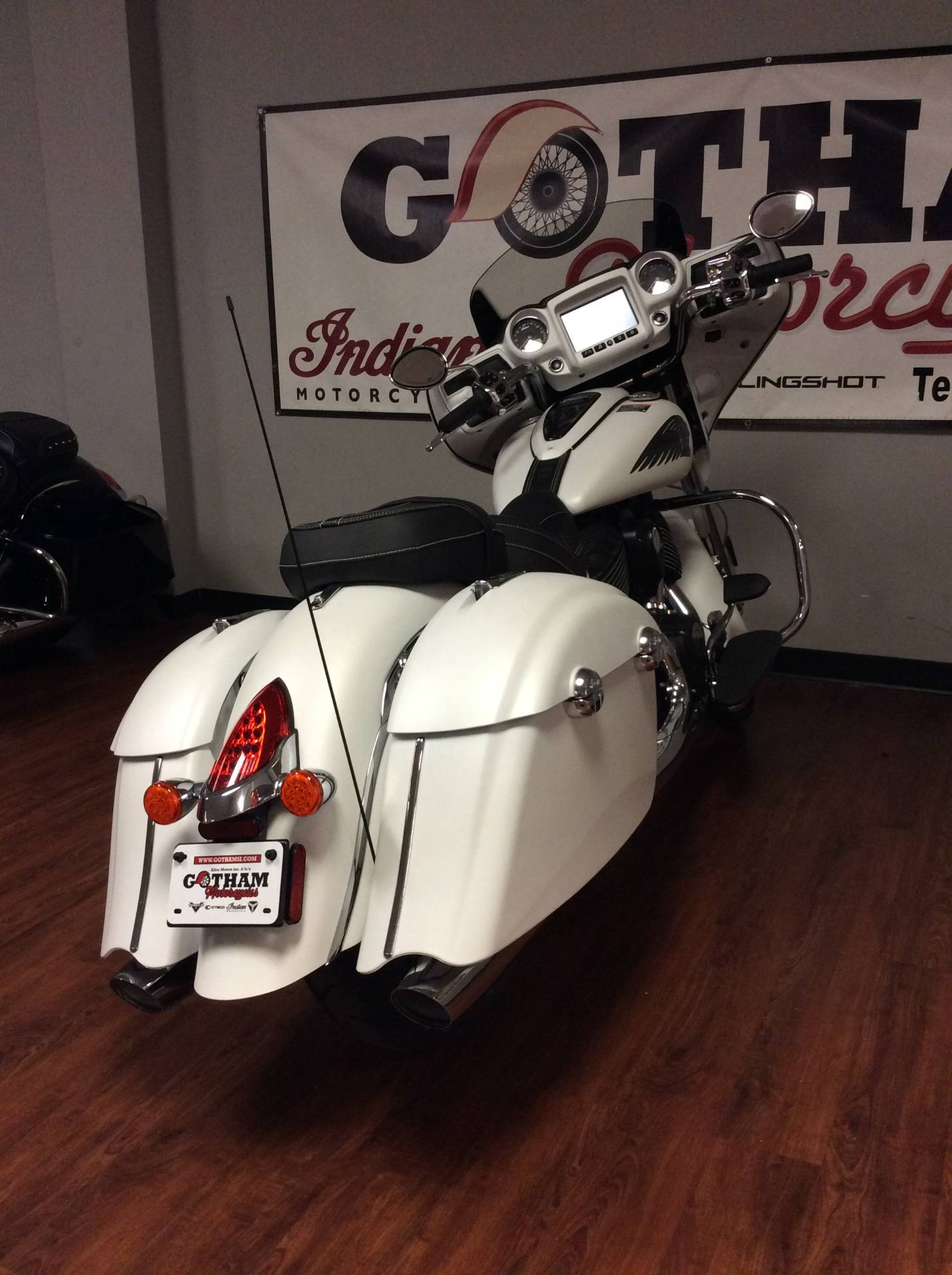 2018 Indian Chieftain Limited ABS 6