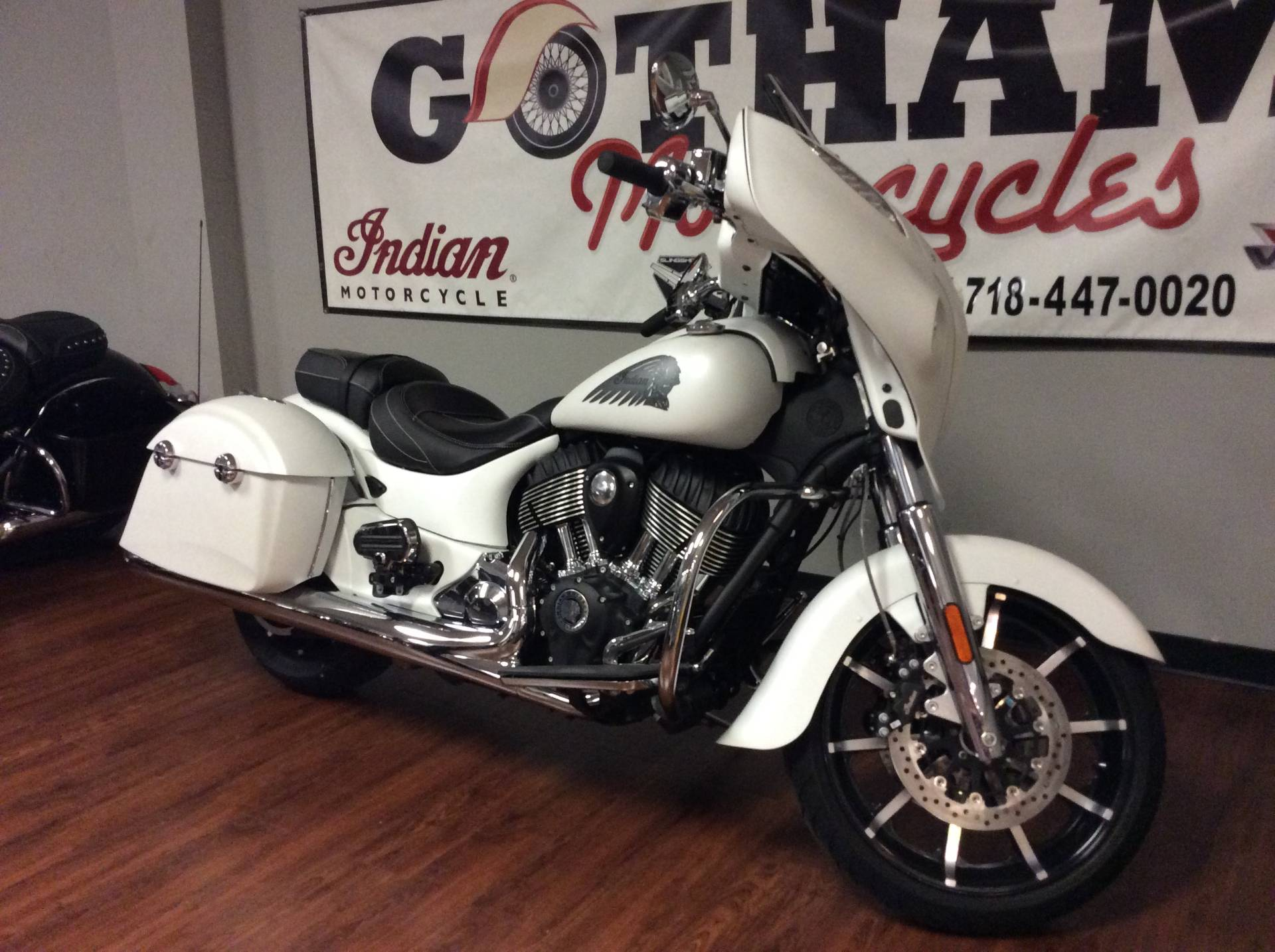 2018 Indian Chieftain Limited ABS 7