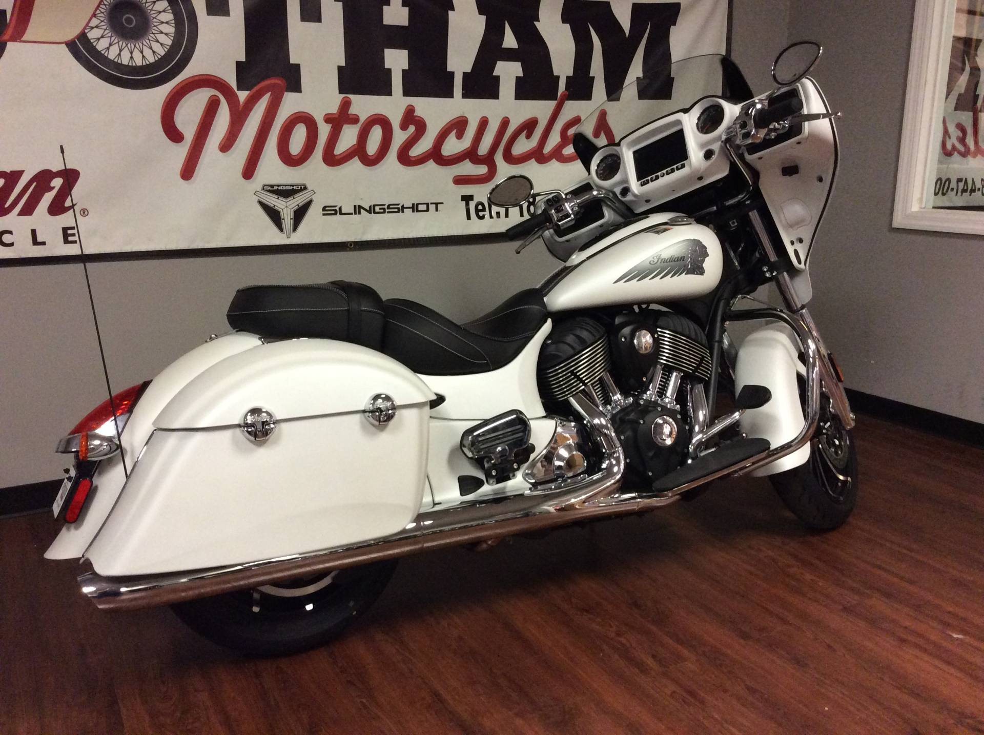 2018 Indian Chieftain Limited ABS 8