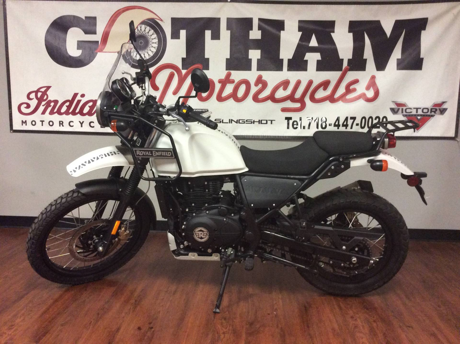 2019 Royal Enfield Himalayan 411 EFI in Staten Island, New York - Photo 3